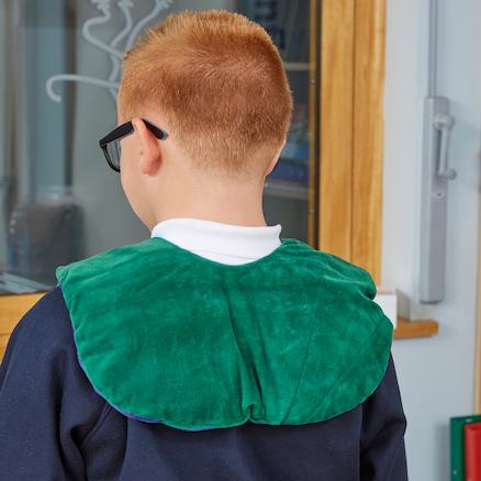 Almohadilla de cuello para niños autistas