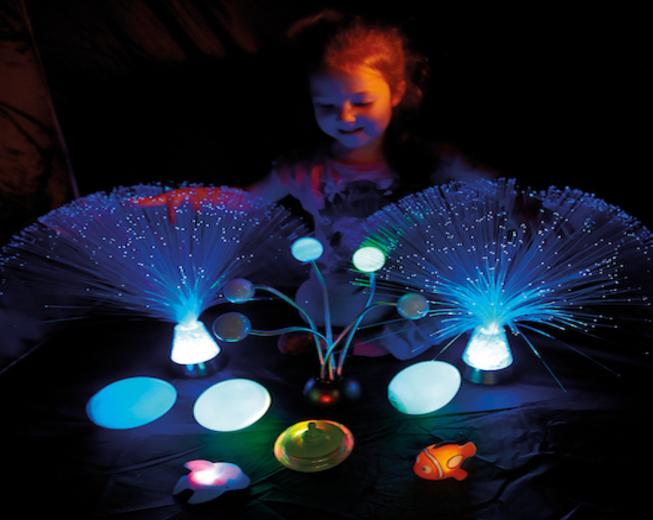 Kit sensorial para niños autistas
