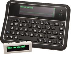 comunicador teclado de comunicación Allora Colombia