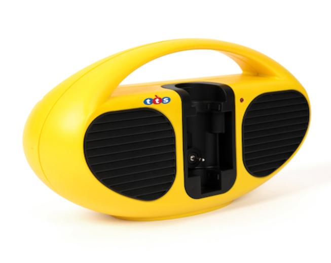 estacion de sonido para microfono infantil
