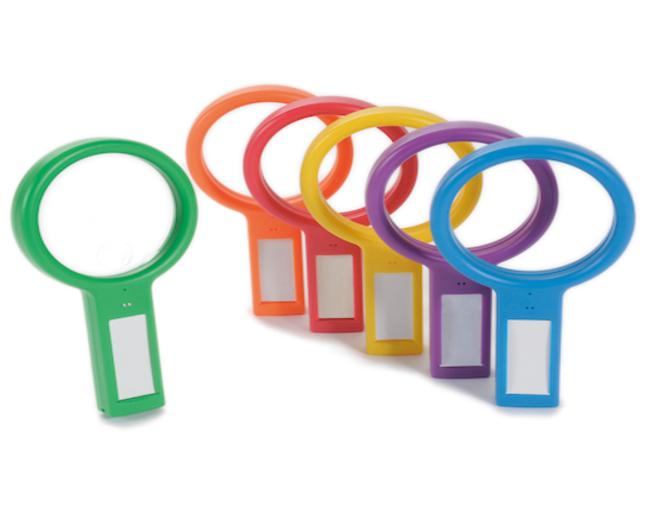 lupas de juguete para niños colombia